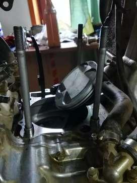 Mecánico de motos y mantenimiento