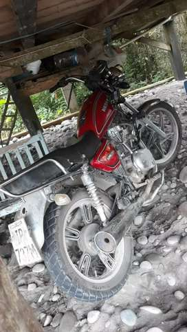 Moto motor uno GN 200 cc