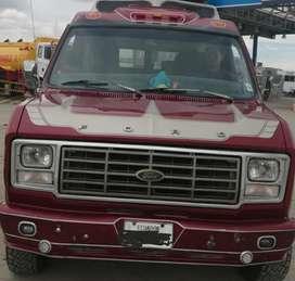 Vendo furgoneta familiar FORD