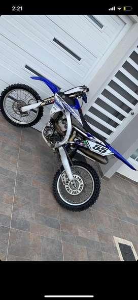 Vendo YZ Fx 250