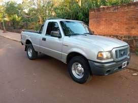 Vendo ford ranger 2004