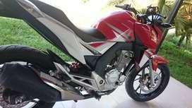 Honda cb250 impecable