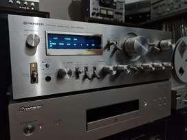Amplificador Pioneer sa9800 - tornamesa SANSUI sr929