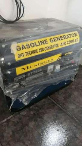 Generador Eléctrico  de emergencia