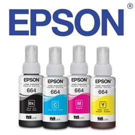 Tintas Epson Originales 644 De 70ml Pack De 4