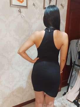 Vestido talla M Forever 21