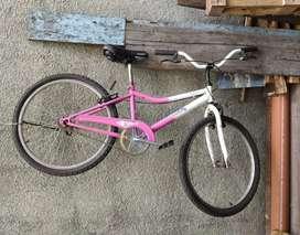 Bicicleta Rodado 24 Como nueva
