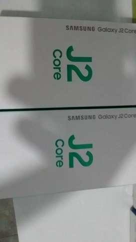 Samsung j2 core libre nuevo