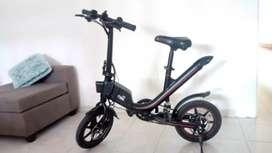 Bicicleta eléctrica mibo