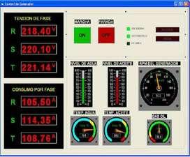 Automatización de procesos y control industrial