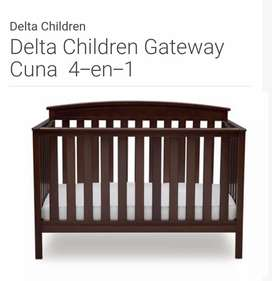 CAMA CUNA 4 EN UNA  'DELTA CHILDREN GATEWAY'828