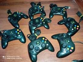 Controles Xbox clásico originales perfecto