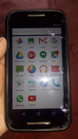 Vendo Motorola c3 muy buen estado