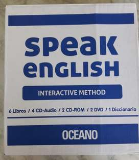SPEAK ENGLISH Interactive Method