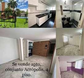 Hermoso apartamento en Conjunto Acropolis cra 1w no. 42c – 16, bloque 3 apartamento 404