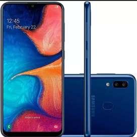 Vendo celular Samsung galaxy A20S Nuevo