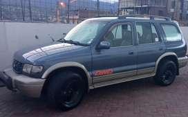 Kia Sportage Wagon 2001 4x4