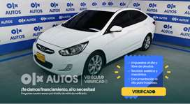 HYUNDAI ACCENT 2015 - i25 MT 1.6L 2AB ABS AA EE 4VE