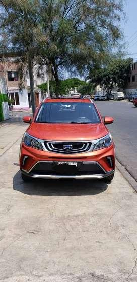 SUV GEELY GX3 2019 1 AÑO DE USO