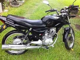 Motomel cg150 cc S2 año 2014.