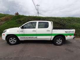 Vendo camioneta 4x2 con puesto PRECIO NEGOCIABLE