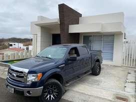 Ford f150 4x2 2013 doble cabina