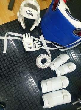 Proteccion taekwondo negociable