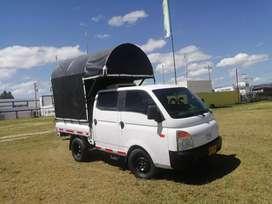 Hyundai H100 doble cabina