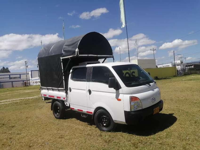 Hyundai H100 doble cabina 0