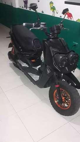 Vendo moto electrica  modelo 2017