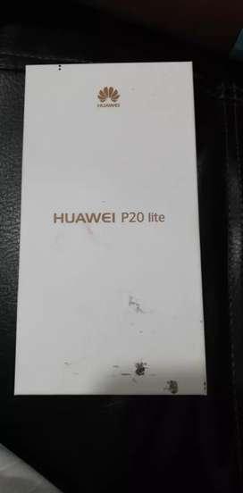 Se vende huawei p20 lite doble cámara trasera