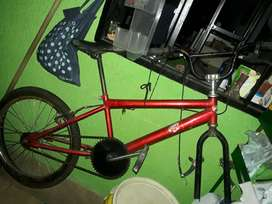 Partes de bicicleta
