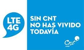Plan movil CNT para Todo el Ecuador