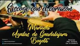 mariachi Aguilas de Guadalajara bogota