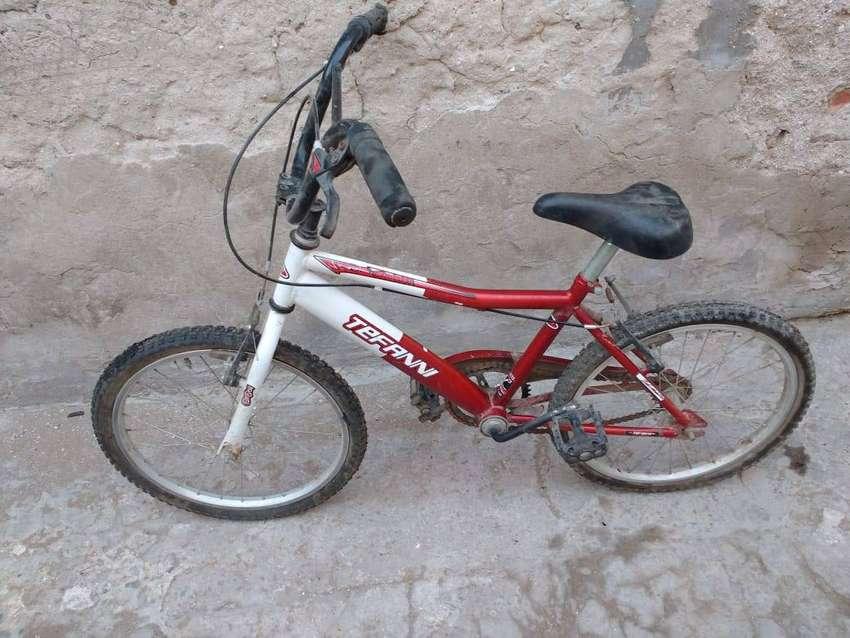 Vendo bicicleta de niño 0