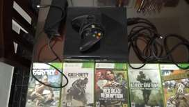 Vendo Xbox 360 negociable