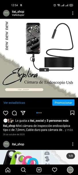 endoscopio USB