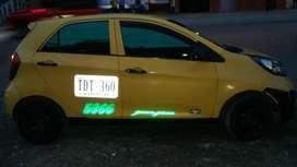 Vendo taxi en buenaventura