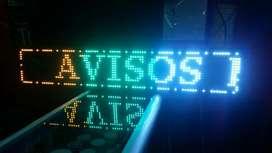 Avisos Led Programables
