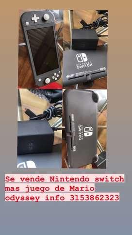 Nintendo switch + juego