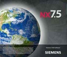 SIEMENS NX 7.5