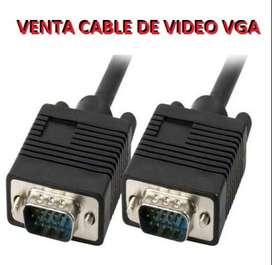 Venta de cable de video VGA Xtech