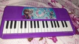 Piano para niña frozen piura