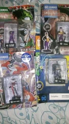 Dc superheroes coleccionable (la nacion)