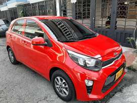 Kia picanto all new 2018 motor 1.250 kms 30.000