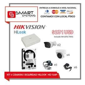 Cámaras 1080p de seguridad