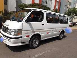 Vendo Camioneta Jin Bei 2018