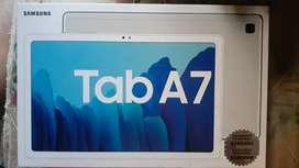 Tab A7 con accesorios