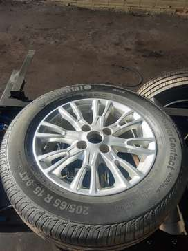 Llanta repuesto Ford Ecosport