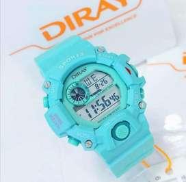 Reloj Diray Dama Original Sumergible